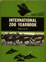 THE INTERNATIONAL ZOO YEARBOOK IV cover